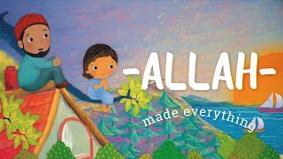 Allah Made Everything | Lyric Video | Zain Bhikha