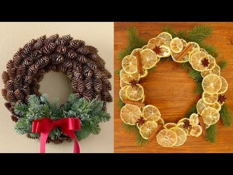 Eco Friendly Christmas Decorations You'll Fall in Love With🎀🎁🎊