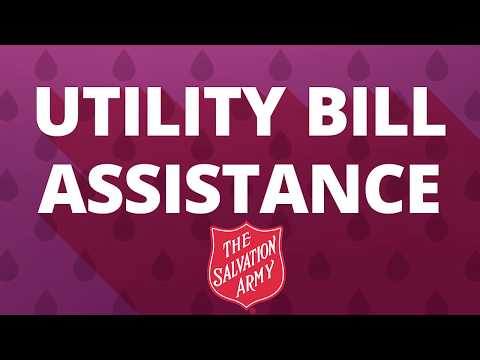 Salvation Army Garland Provides Utility Bill Assistance - (972) 272-4531