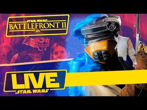 Back From Scotland! - Star Wars Battlefront II Live Stream