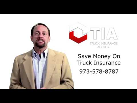 General Liability Insurance for Trucks in New Jersey and Conneticut