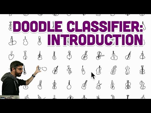 5.1: Doodle Classifier: Introduction - Intelligence and Learning
