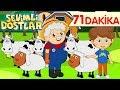Ali Babanın Çiftliği Ve Sevimli Dostlar Ile 71 Dakika Çizgi Film Bebek Şarkıları mp3