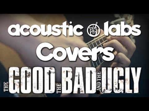 The Ecstacy of Gold - Ennio Morricone - Acoustic Guitar Solo - Alvarez Guitars