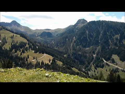 Wanderung Großarl Weißalm Loosbühelalm