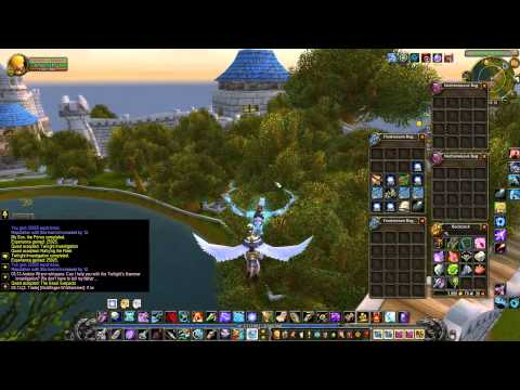 Leveling with Elixir of Ancient Knowledge part 2