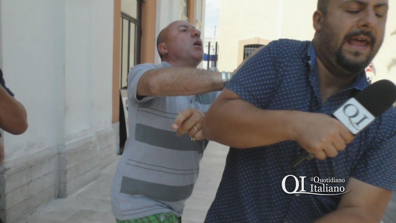 Tassisti abusivi alla stazione di Bari