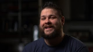 Kevin Owens credits his family for his success (WWE Network Exclusive)