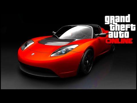 GTA 5 Online - FASTEST CAR IN THE GAME IS THE COIL VOLTIC!? SUPER SPEED GLITCH ! (GTA 5 Comparison)