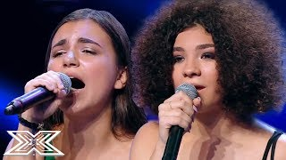 STUNNING Duet on The X Factor Romania 2018! | X Factor Global