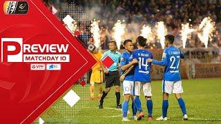 Download Preview vòng 10 Wakeup 247 V.League 2019 | Than Quảng Ninh vs TP Hồ Chí Minh | VPF Media Video