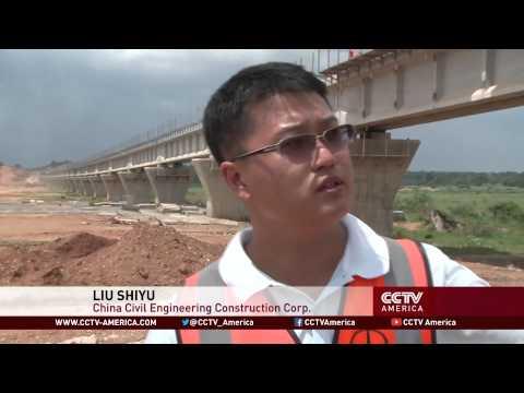 China, Nigeria Sign Coastal Railway Construction Agreement