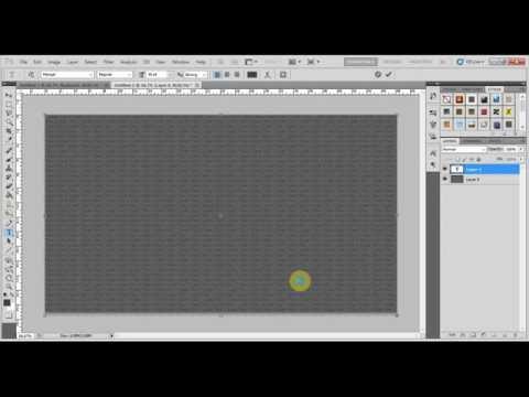 Photoshop CS5 TEXT COLOR ANIMATION