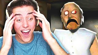 TROLLING GRANNY!! | GRANNY (Horror Mobile Game)