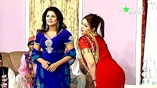 Best Of Nargis, Sakhawat Naz and Asif Iqbal New Pakistani Stage Drama Full Comedy Funny Clip