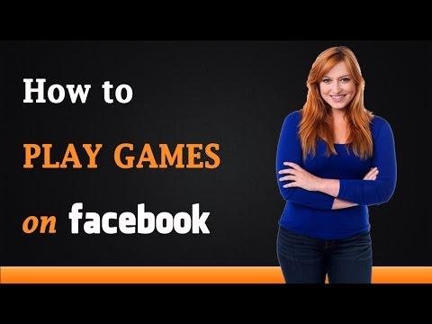 How to Play Games on Facebook