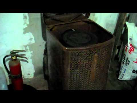Coleman Oil Heater