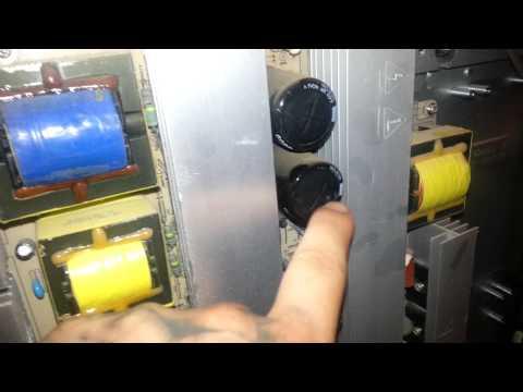 Plasma TV buzzing noise - Repair- Maxent, LG, Samsung Fix