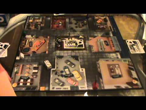 Seinfeld Clue Boardgame Review