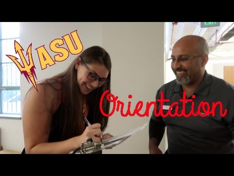 🤘Arizona State University Experience: ASU Orientation Day Vlog!