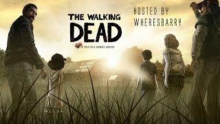 THE WALKING DEAD VIDEO GAME | No Time Left | Season 1 - Episode 5 FINALE! | Telltale Games