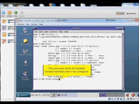 Configuring IPMP on solaris 10 using Oracle Virtualbox