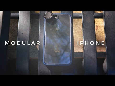 RhinoShield's Mod Case Will Improve Your iPhone's Camera and Durability!