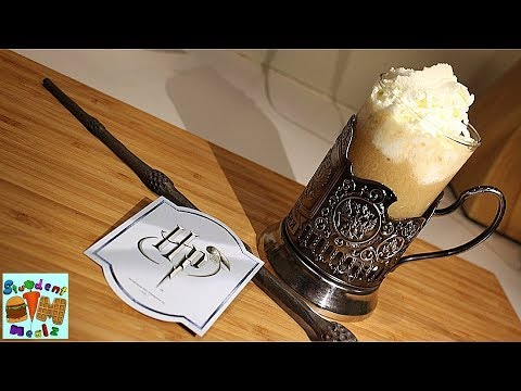 Harry Potter Butter Beer Recipe