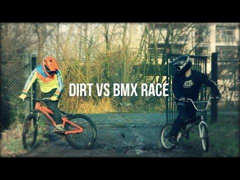 DIRT vs BMX RACE | Tristan Botteram - Djeronimo Slots