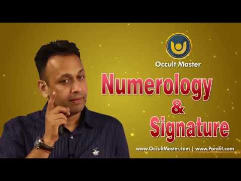 Numerology & Signature by Rahul Kaushl (Occult Master) 3GP