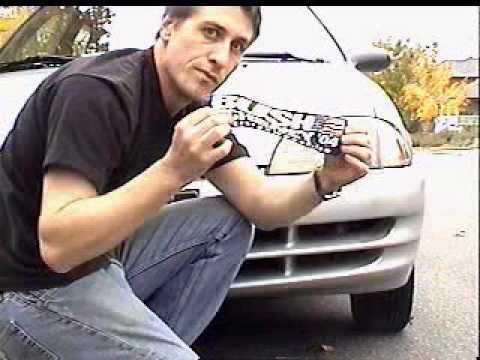 Bumper Sticker War