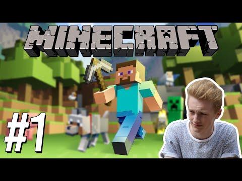 BUILDING BASE CAMP! OrryCraft #1 | Minecraft