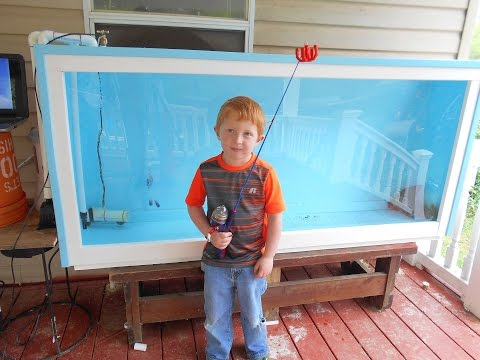 How To Make A Fish Aquarium 175 Gallons