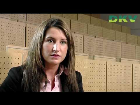DKV Ausbildungsfilm Student