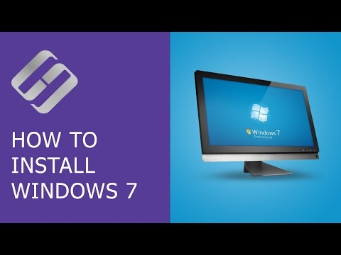 How to Install Windows 7 On a Computer or Laptop Keeping Your Programs, Drivers and Data 💽💻🛠️
