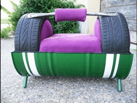 Barrel recycle IdEaS