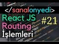 Download  #21 React JS Routing (Plain Route) MP3,3GP,MP4