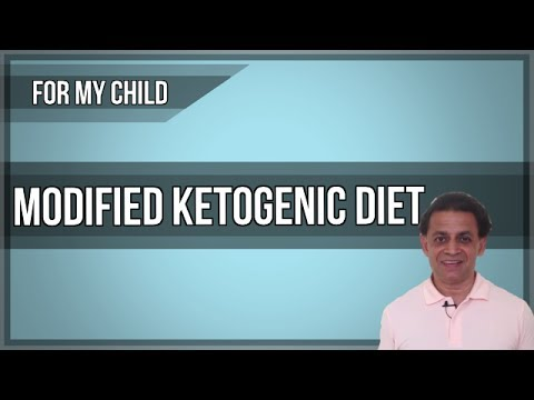 Modified Ketogenic Diet Plan - What I put together for my son + recipes‏