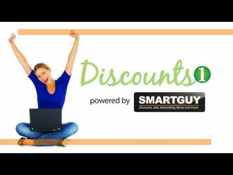 Online Discount Websites   Best Discount Websites   Military Discount Websites