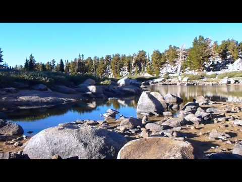 Chicken Spring Lake - Golden Trout Wilderness