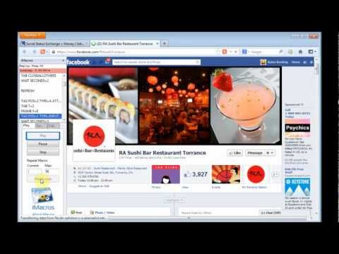 How to get Facebook Likes very Fast | Like Plus Follow Me | Social Status Exchange 2.0
