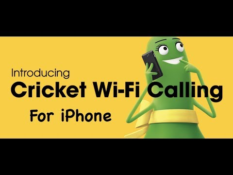 Cricket Wireless iPhone WiFi CALLING NOW AVAILABLE - Here's How To Get It!