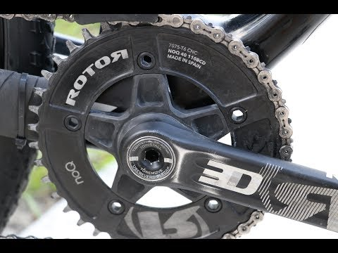Remove & Reinstall Rotor Cranks