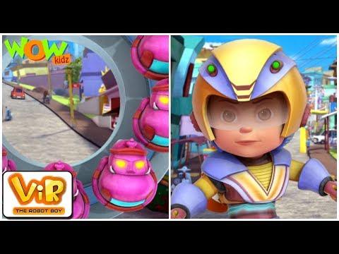Xxx Mp4 Vir The Robot Boy Hindi Cartoon For Kids Vir Vs Robo Ten Animated Series Wow Kidz 3gp Sex