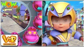 Vir vs Robo Ten   Vir : The Robot Boy WITH ENGLISH, SPANISH & FRENCH SUBTITLES   WowKidz