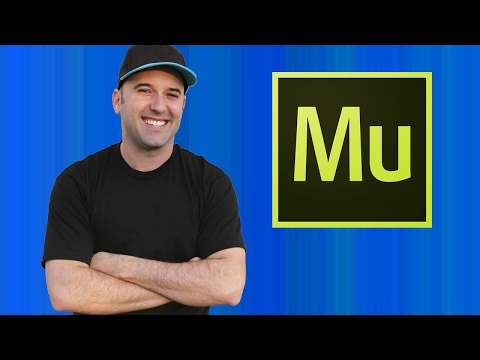 How to Use Master Pages in Adobe Muse Tutorial