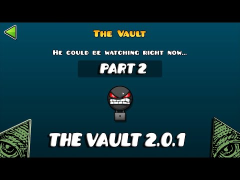 Geometry Dash [2.0.1] | The Vault #2 | 2 new passwords / 2 nuevos logros