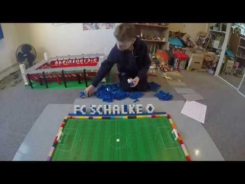 Schalke 04 Stadium in Lego...Coming Soon