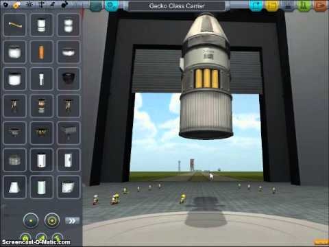Rocket Design School 04: Building Orbital Spaceships