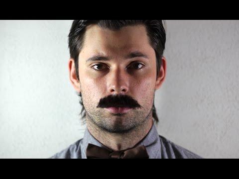 Fake Mustache Tutorial